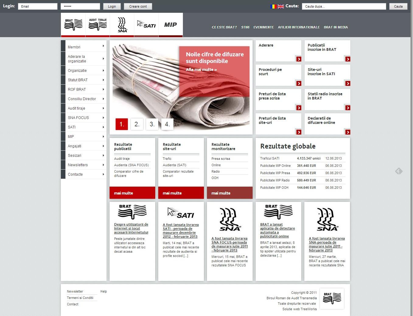 BRAT - Biroul Roman de Audit Transmedia